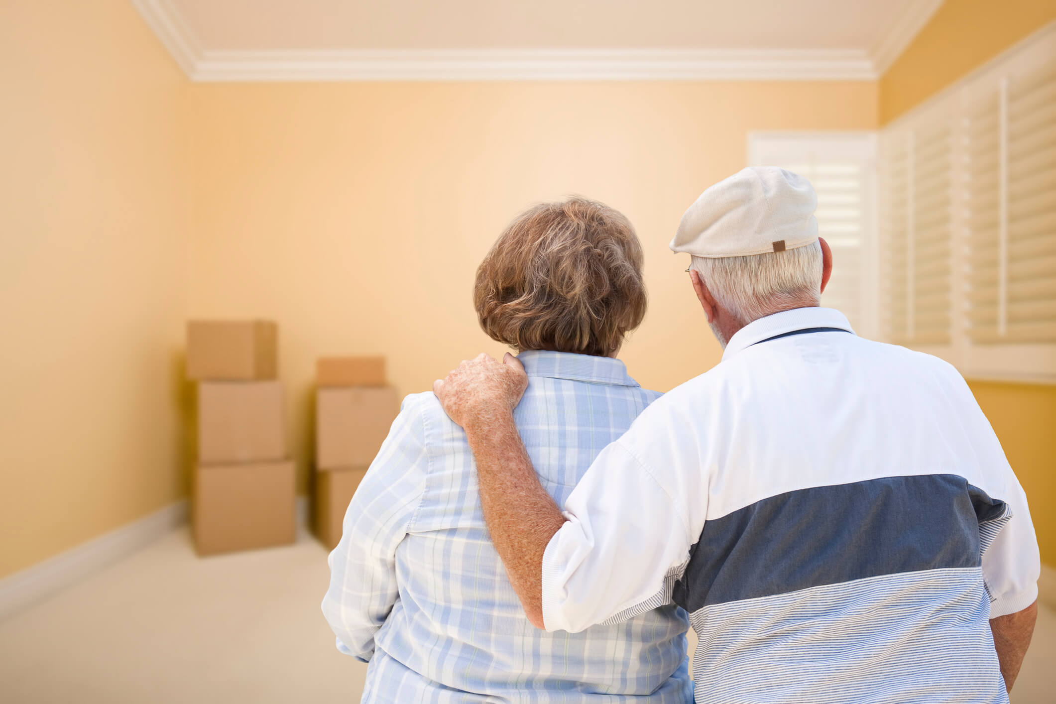 6 Ways to Ease the Transition to a New Living Situation for Seniors