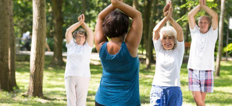 8 Benefits of Yoga for Seniors