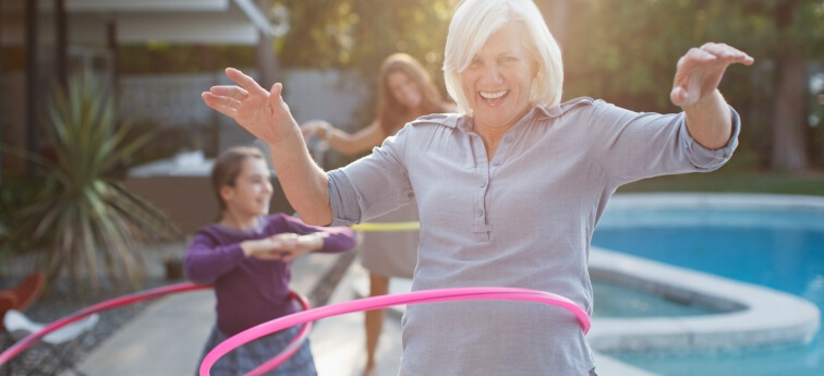 Research on Healthy Aging Shows Benefits of Remaining Active, Engaged