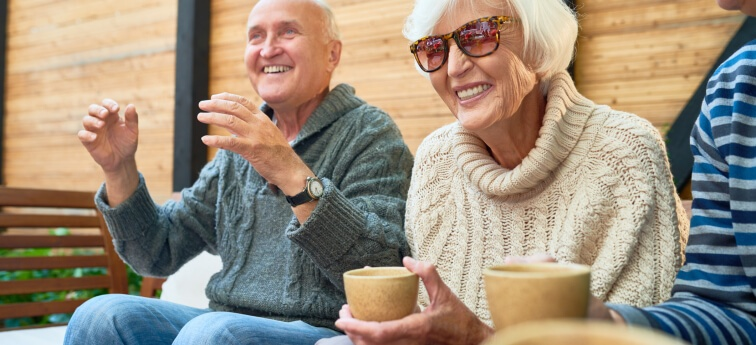 Why Drinking Coffee May Be A Healthy Choice for Seniors