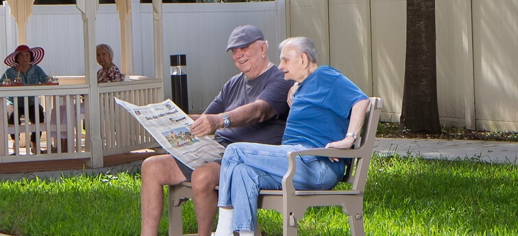 A Day in the Life of An Arbor Senior Living Resident