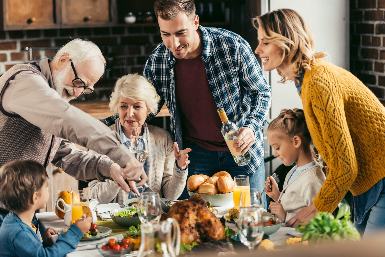 Blog 381 - thanksgiving meals