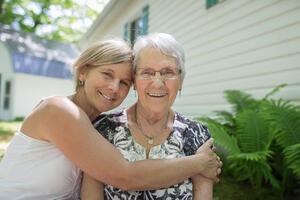Can My Parent Go Into Assisted Living Instead of Memory Care?