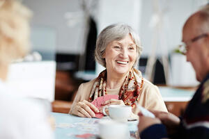 Why Senior Living May Be Safer Than Aging in Place