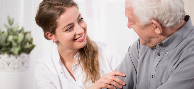 Types of Therapy Offered in Assisted Living
