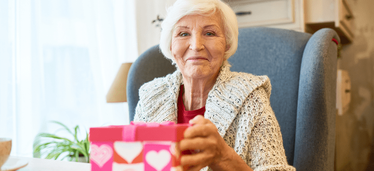 Valentine's Day and Seniors: 6 Ways to Celebrate