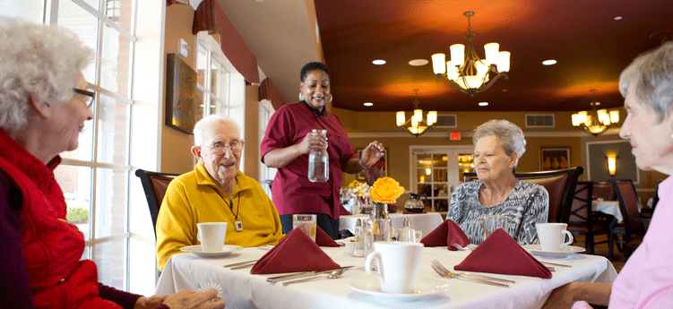 Senior Living Options: Discovering Which Level of Care is Right for You