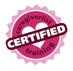 Caregiverlist Certified Training Logo (1)