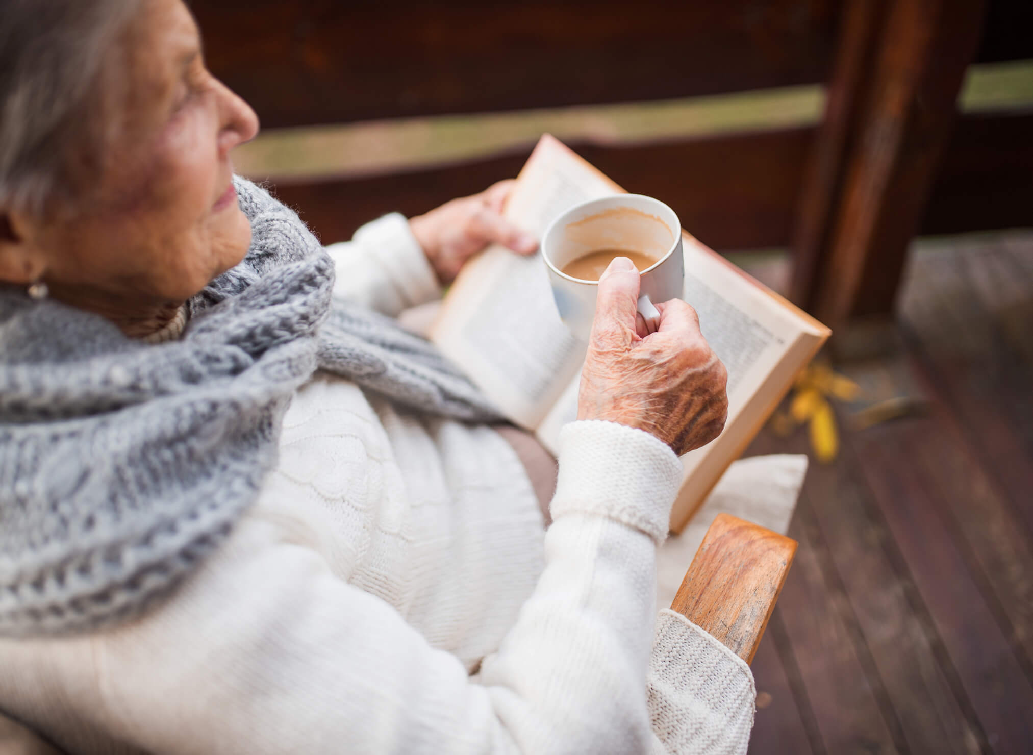 Book Recommendations for an Elderly Parent