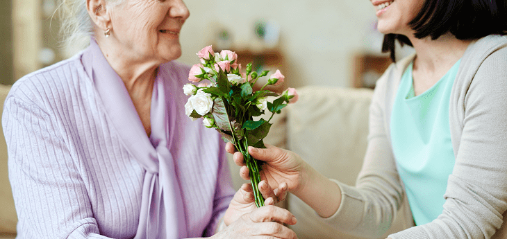 7 Ways to Celebrate Mother's Day with Seniors