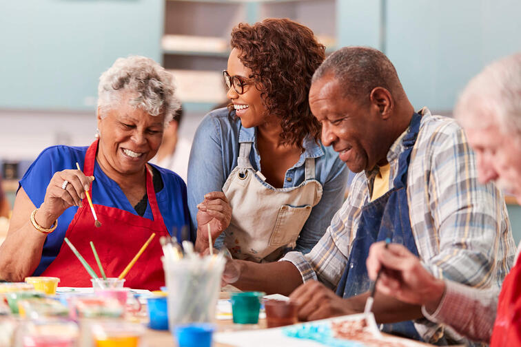 5 Hobbies Seniors and Their Adult Children Can Take up Together
